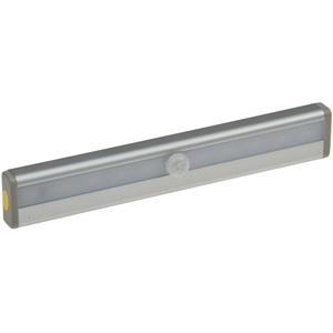 LED Schrankleuchte mit Bewegungsmelder 80Lm I 4x AAA Batteriebetrieb I Lichtfarbe Weiß