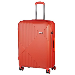 Check In Liverpool 4-Rollen Trolley 78 cm - rot