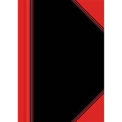 Notizbuch China-Kladde A7 96 Blatt kariert
