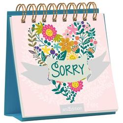 Mini-Mini-Aufsteller: Sorry als Taschenbuch von