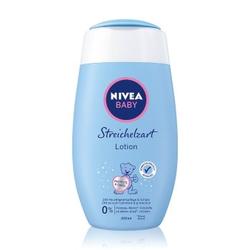 NIVEA BABY Streichelzart  krem do ciała dla niemowląt  200 ml