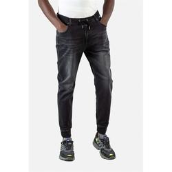 Hosen REELL - Reflex Jeans Black (120)