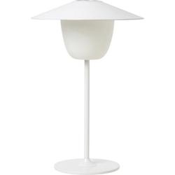 BLOMUS LED Tischleuchte ANI LAMP, 3 fache Verwendungsmöglichkeit weiß