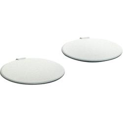AGV Orbyt, Seitenplatte - Weiß - N