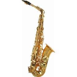 Steinbach Saxophon Steinbach Eb Alt-Saxophon mit hohem FIS