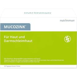 MUCOZINK Pulver 600 g