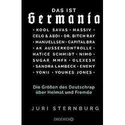 Das ist Germania. Juri Sternburg  - Buch