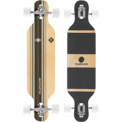 ROLLERCOASTER STRIPES THE ONE EDITION DT Longboard black