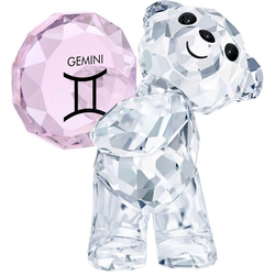 Swarovski Dekofigur KRIS BEAR - GEMINI, 5396297 (1 Stück), Swarovski® Kristall