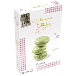 Macarons de Pauline Pistazie Mandel Creme 6 Makronentörtchen 72g 3er Pack