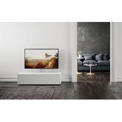 SPECTRAL Lowboard Select, wahlweise mit TV-Halterung, Breite 140 cm weiß