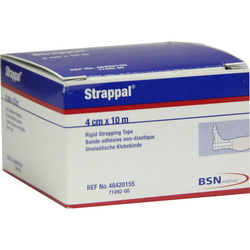 Strappal Tapeverband 4 Cmx10 m