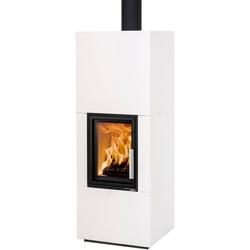 Haas + Sohn Kaminbausätze DACHSTEIN, 7,5 kW, Zeitbrand