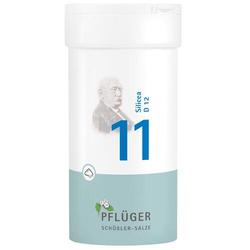 BIOCHEMIE Pflüger 11 Silicea D 12 Pulver 100 g