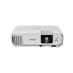 Epson EB-U05 Beamer - LCD, Full HD, 3.400 ANSI Lumen, 1.2x Zoom, USB, MHL, 2x HDMI