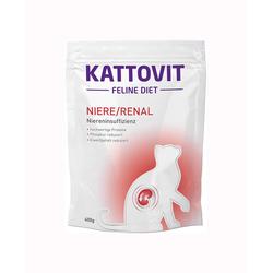 Kattovit Trockenfutter für  Katzen Feline Diets Beutel Niere/Renal