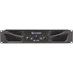 Crown XLI 1500 PA Verstärker RMS Leistung je Kanal an 4 Ohm: 450W