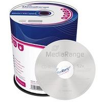 MediaRange CD-R 700MB 52x 100er Spindel