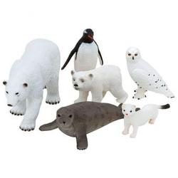 Arktische/antarktische Tiere