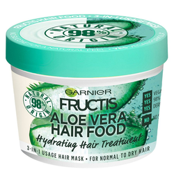 Garnier Fructis Hair Food Mask, Aloe Vera 390 ml