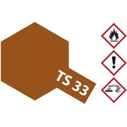 Tamiya Acrylfarbe Dunkelrot TS-33 Spraydose 100ml