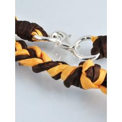 Adelia´s Kette ohne Anhänger Tigerauge Halskette