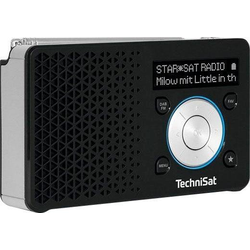 TechniSat DIGITRADIO 1 Digitalradio (DAB) (Digitalradio (DAB), UKW mit RDS, 1 W)