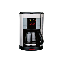Gastroback Filterkaffeemaschine 42703 Design Coffee Aroma Plus, 1,7l Kaffeekanne, 1x4