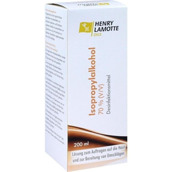 Isopropylalkohol 70% (V/V)