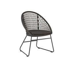 Niehoff Kuta Stuhl Aluminium