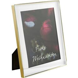 Fink Bilderrahmen KIM, für 1 Bilder, mit Passepartout 20 cm x 25 cm