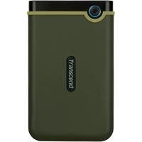 Transcend StoreJet 25M3 2TB USB 3.0 militär grün (TS2TSJ25M3G)