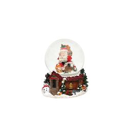 SIGRO Schneekugel Schneekugel Weihnachtsmann