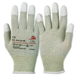 KCL Camapur® Comfort Antistatik 624 Schutzhandschuhe, antistatischer Schutzhandschuh, 1 Paar, Größe 7