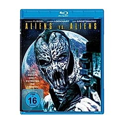 Aliens vs. Aliens - DVD  Filme