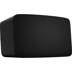 Sonos Five Smart Speaker (LAN (Ethernet), WLAN, WLAN Speaker für Musikstreaming) schwarz