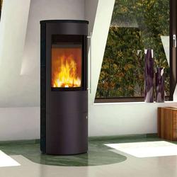 Kaminofen Olsberg Tacora Compact Keramik Black-Wood