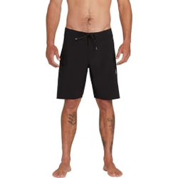 Volcom - Lido Solid Mod 20 M Black - Boardshorts - Größe: 34 US