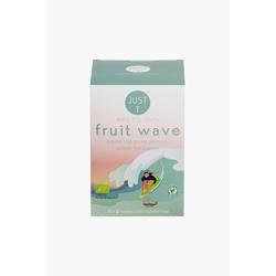 Just T Fruit Wave 20 Pyramidenbeutel