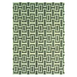 Retro Teppich Intaglio (Grau; 170 x 240 cm)