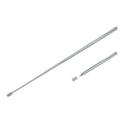 MAUL Teleskopstab mit Kugelschreiber Auszug bis 62,5 cm