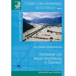 Hochwasser und dessen Versicherung in Österreich als Buch von