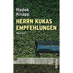 Herrn Kukas Empfehlungen. Radek Knapp  - Buch