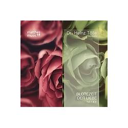 Blütezeit der Liebe, 2 Audio-CDs