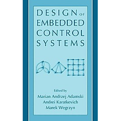 Design of Embedded Control Systems - Buch