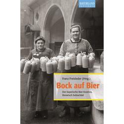 Bock auf Bier als Buch von