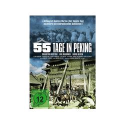55 Tage in Peking DVD