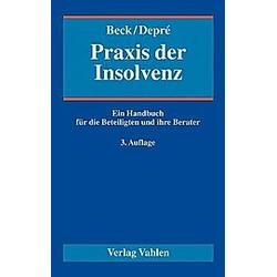 Praxis der Insolvenz - Buch