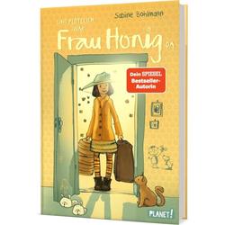Und plötzlich war Frau Honig da als Buch von Sabine Bohlmann