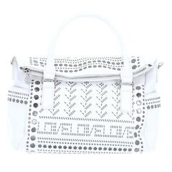 Desigual Handtasche Azabache weiß